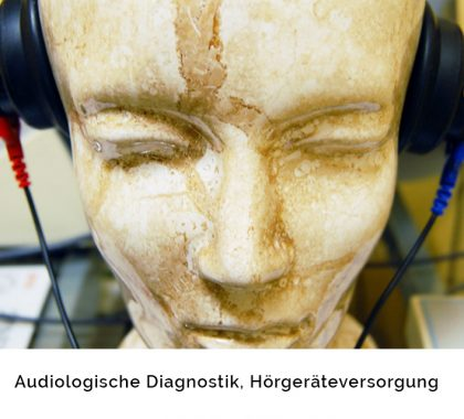 Audiologische Diagnostik, Hörgeräteversorgung